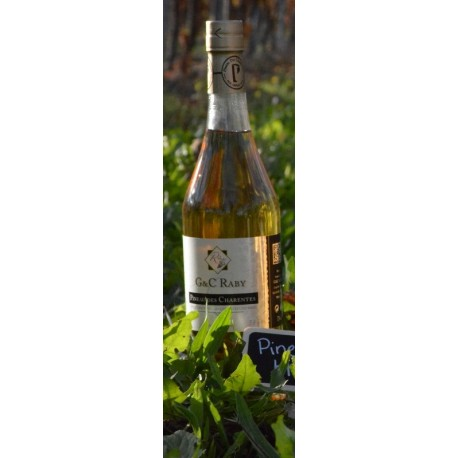 Pineau Blanc - G&C Raby Pineau des Charentes