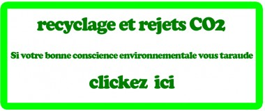 Recyclage et CO2