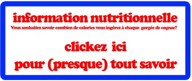 Information nutritionnelle